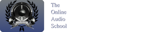 The Online Audio School | Pro Tools Courses